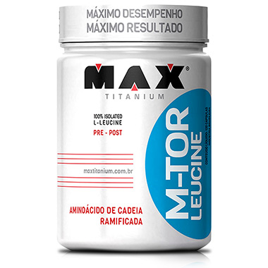 M-Tor Leucine 100g Max Titanium