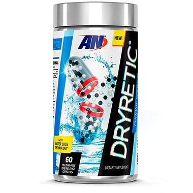 Dryretic 60 cápsulas Arnold Nutrition