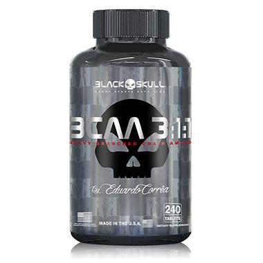 BCAA 3:1:1 240 tabletes Black Skull