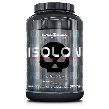 Isolon 907g Black Skull