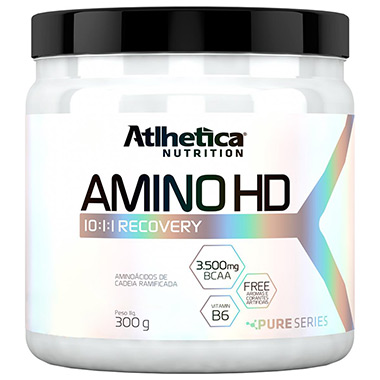 Amino HD 10:1 300g Atlhetica Nutrition