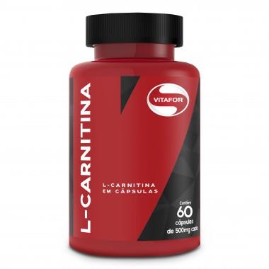 L-Carnitina 60 cápsulas Vitafor