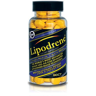 Lipodrene 100 Tabletes Hi Tech Pharmaceuticals