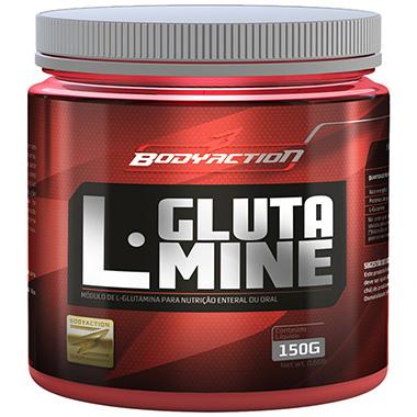 L-Glutamine 150g Body Action