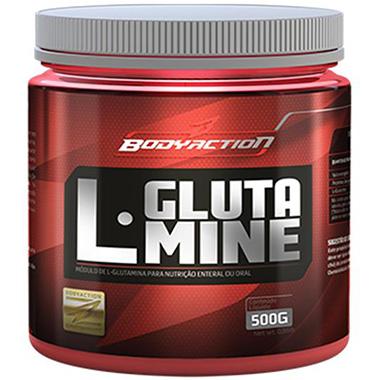 L-Glutamine 500g Body Action