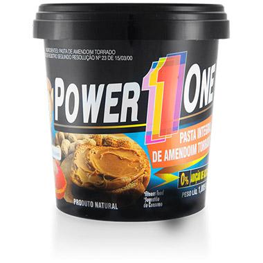 Pasta de Amendoim 1kg Power 1 One