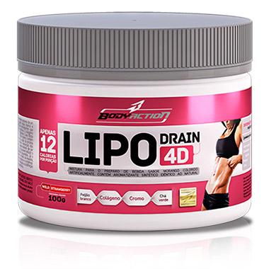 Lipo Drain 4D 100g Body Action
