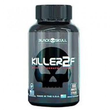 Killer 2F 60 cápsulas Black Skull