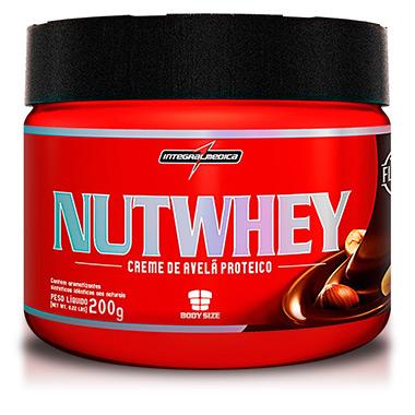 Nutwhey Creme de Avelã 200g - Integralmédica