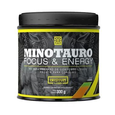 Minotauro Pré-Treino 300g Iridium Labs