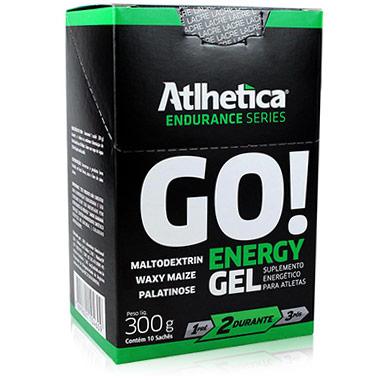 Go! Energy Gel 10 X 30g Atlhetica Nutrition
