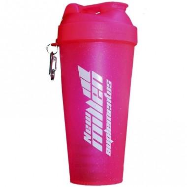 Coqueteleira (shaker) Pink 700ml New Millen