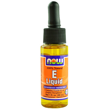 E Liquid 30ml Now Foods