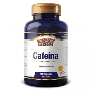 Cafeína Vit Gold