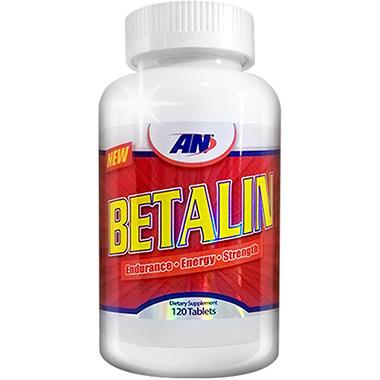 Betalin 3G 60 Tabletes Arnold Nutrition