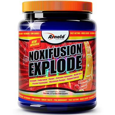 Noxi Fusion Explode 500g Arnold Nutrition