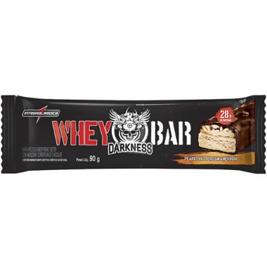 Whey Bar Darkness 90g Integralmédica