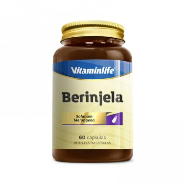 Berinjela 60 Cápsulas Vitaminlife