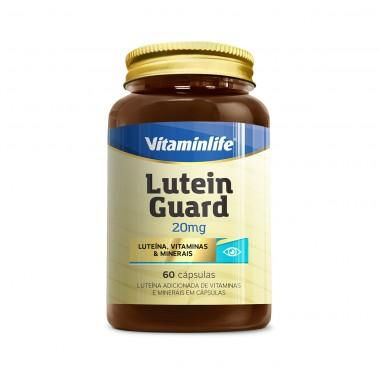 Lutein Guard 60 Cápsulas Vitamin Life