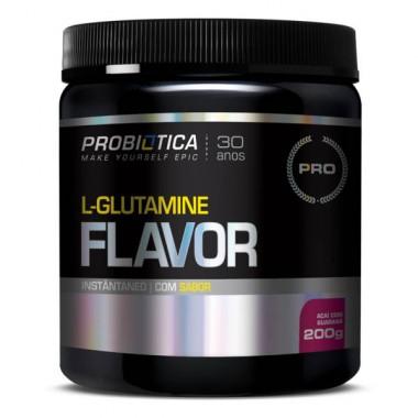 L-Glutamine Flavor 200g Probiótica