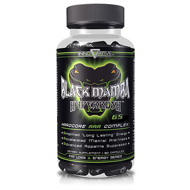 Black Mamba 90 Cápsulas Innovative Labs