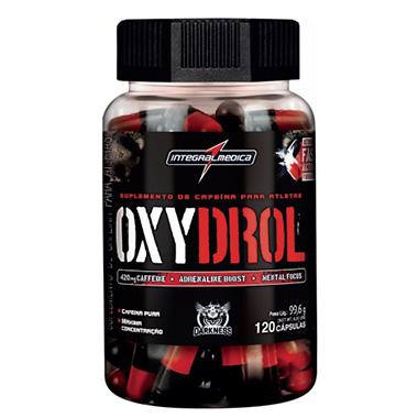Oxydrol 120 Cápsulas IntegralMédica