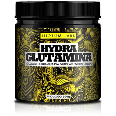 Hydra Glutamina 300g Iridium Labs