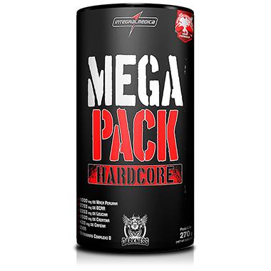 Mega Pack Hardcore 30 Packs IntegralMédica