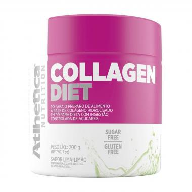 Colágeno Collagen Diet 200g Atlhetica Nutrition