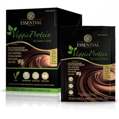 Veggie Protein (15 Sachês) Essential Nutrition
