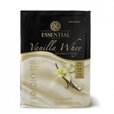 Vanilla Whey Protein Hidrolisado 30g Essential Nutrition