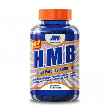 HMB 1000mg 60 Tabletes Arnold Nutrition