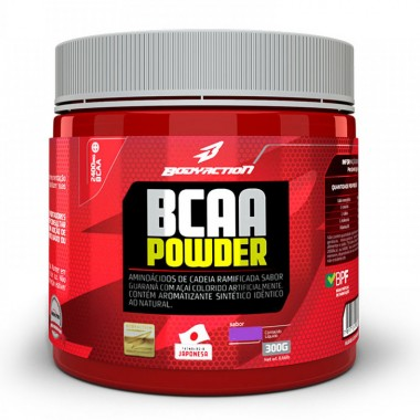 BCAA Powder 300g Body Action