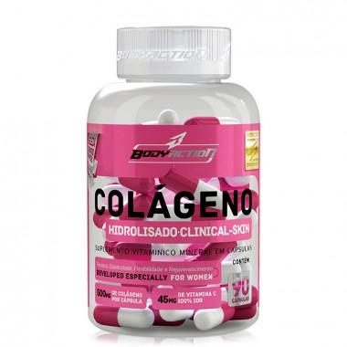 Colageno 90 Cápsulas Body Action