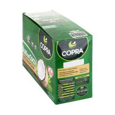 Óleo de Coco 40 Sachês Copra