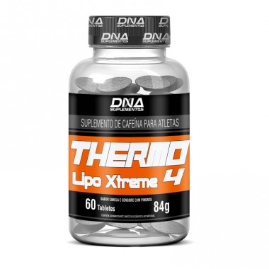 Thermo Lipo Extreme 4 60 tabletes DNA