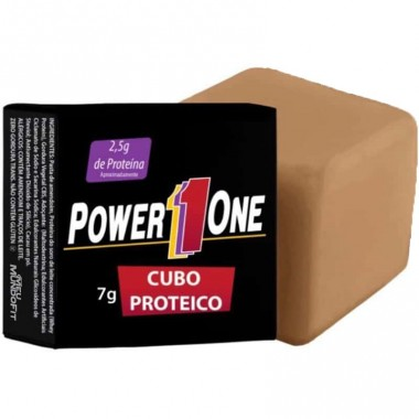 Cubo Proteico 7g Power 1 One