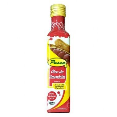 Óleo de Amendoim 250ml Pazze