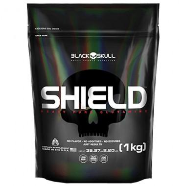 Shield Glutamina 1000g Black Skull