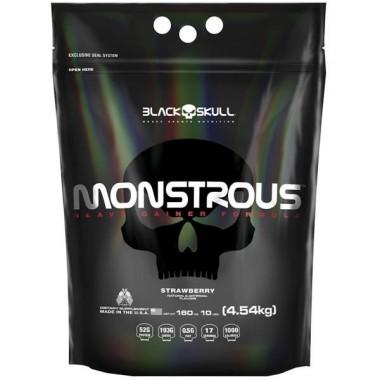 Monstrous 4420g Black Skull