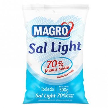 Sal Light Magro 500g Lowçucar