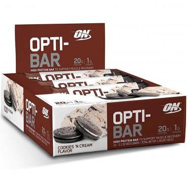Opti-Bar 12 barras de 60g Optimum Nutrition