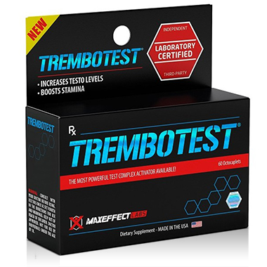 Trembotest 60 Tabletes MaxEffect Labs