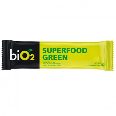 Barra Bio2 Superfood 38g Bio 2 Organic