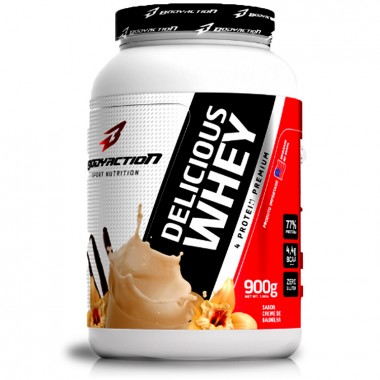 Whey Delicious 900g Body Action