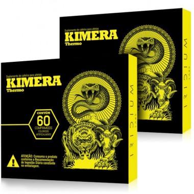 Kit 2 Caixas de Kimera 60 Cápsulas Cada - Iridium Labs