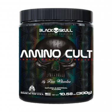 Amino Cult 300g Black Skull