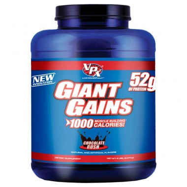 Giant Gains 2,7Kg VPX