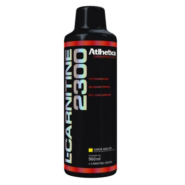 L-Carnitine 2300 960ml Atlhetica Evolution Series