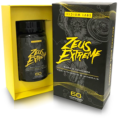 Zeus Extreme Suplemento